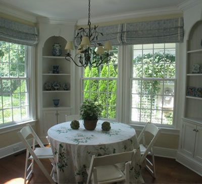 Dining Room With Our Home Remodeling Services in New Canaan, CT